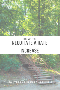 Negotiating A Rate Increase From An Insurance Panel
